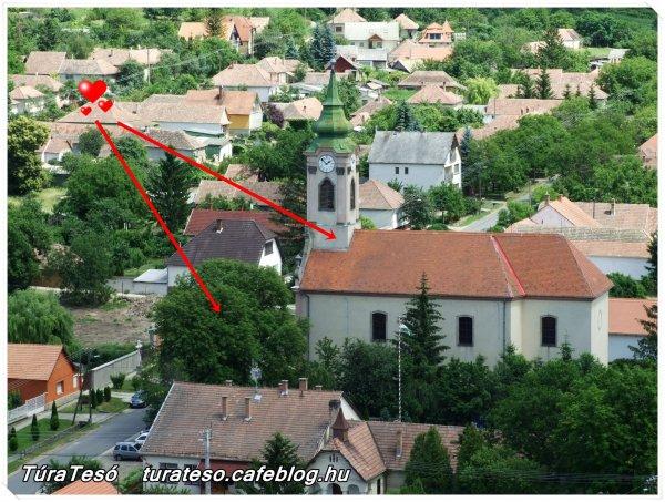 Grassalkovich kedvenc templom-dizájnja és az elmaradhatatlan gesztenyefa