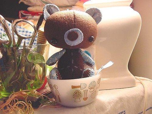 Valamilyen rejtélyes ok miatt a mesebeli medvék mindig cukik. Azért csak óvatosan!