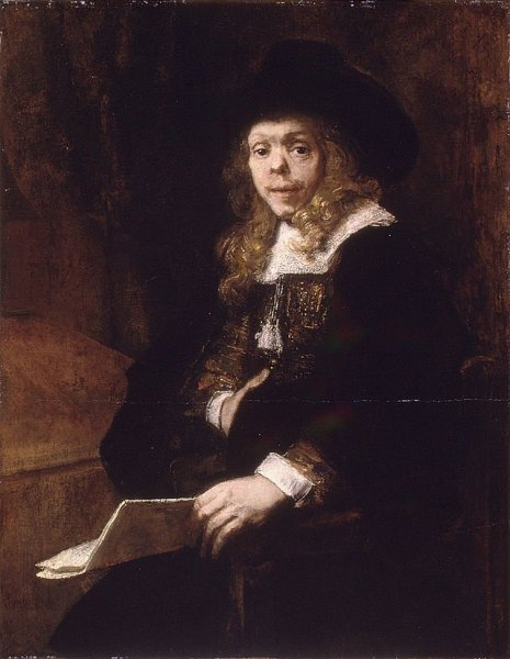 A szifiliszes tünetek egyik első ábrázolása Rembrandttól.