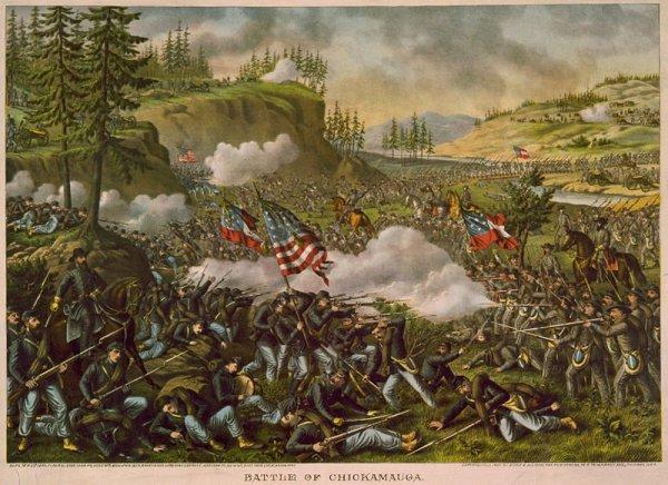 amerikai polgárháború