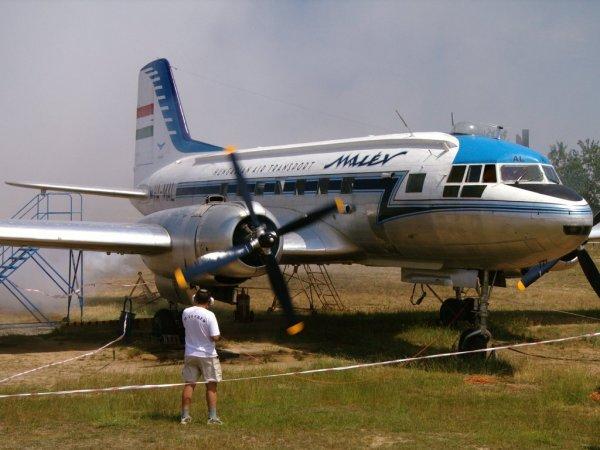 repüléstörténeti park