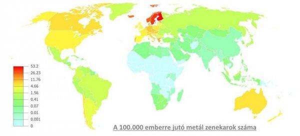 vicces térképek