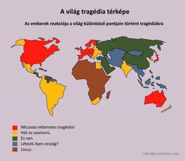 tolerancia térkép