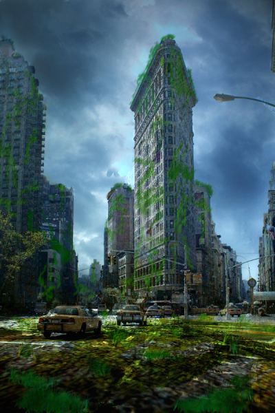 zombi város