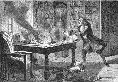 Newton élete röviden