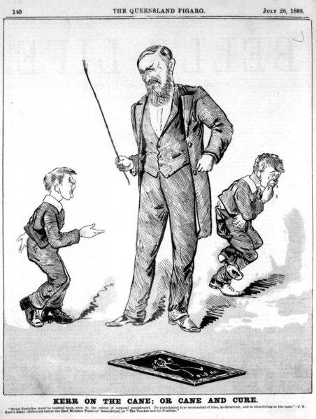 iskolai büntetés