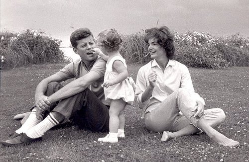 Kennedy és családja