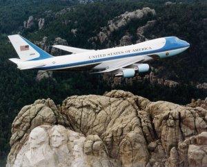 elnöki repülő