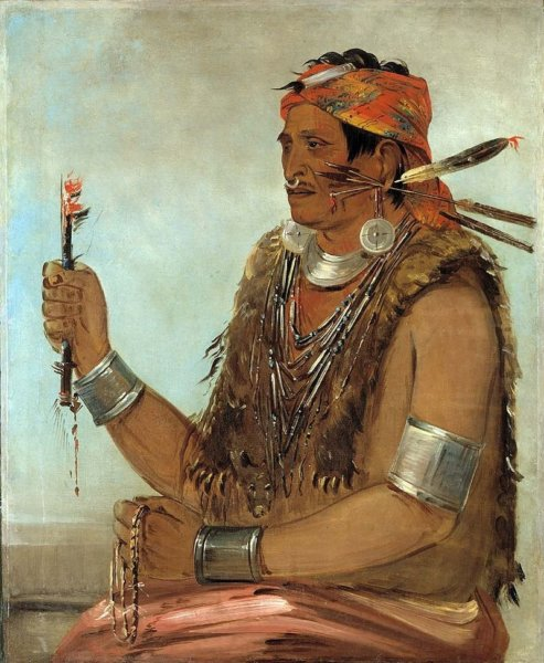 Tenskwatawa nem a levegőbe beszélt.