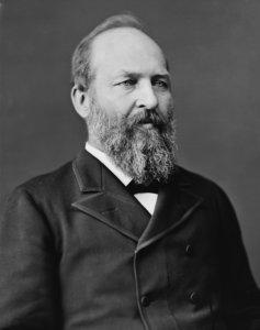 Garfield elnök