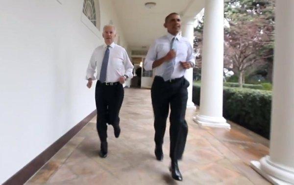 Barack Obama és Joe Biden