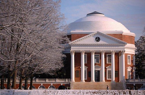 Virginia Egyetem amerikai elnökök