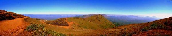 Baba Budan hegység kávé