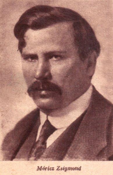 Mórisz Zsigmond Tiszazug