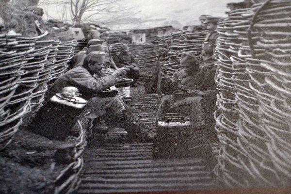 Isonzó magyar katonák